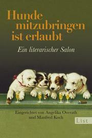 Hunde mitzubringen ist erlaubt