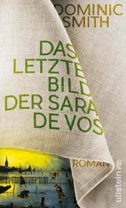 Das letzte Bild der Sara de Vos - Cover