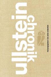 Ullstein Chronik 1903-2011