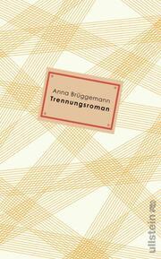 Trennungsroman - Cover