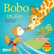 Bobo im Zoo