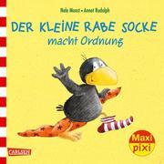 Maxi Pixi - Der kleine Rabe Socke macht Ordnung