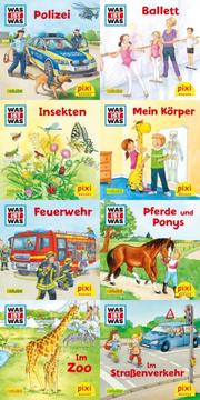WWS Pixi-Box 277: WAS IST WAS - Cover