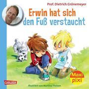 Maxi Pixi - Erwin hat sich den Fuß verstaucht