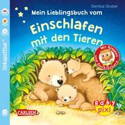 Mein Lieblingsbuch vom Einschlafen mit den Tieren