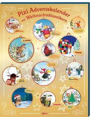 Pixi Adventskalender GOLD mit Weihnachts-Klassikern 2020