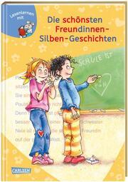 Die schönsten Freundinnen-Silben-Geschichten - Cover