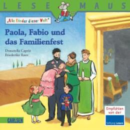 Paola, Fabio und das Familienfest
