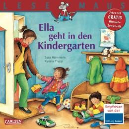 Ella geht in den Kindergarten