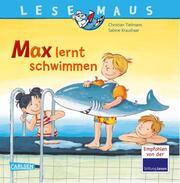 Max lernt schwimmen