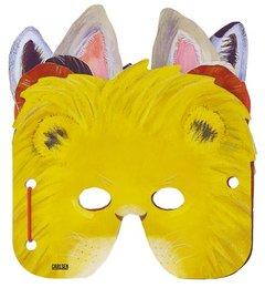 Mein Maskenbuch: Tiere