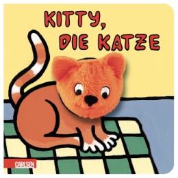 Kitty, die Katze