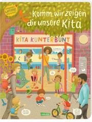 Komm, wir zeigen dir unsere Kita - Cover