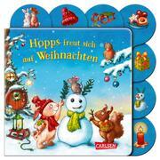 Hopps freut sich auf Weihnachten