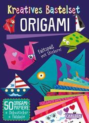 Kreatives Bastelset: Origami