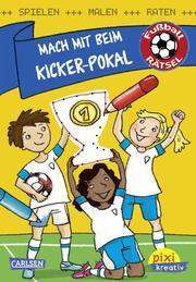 Fussball-Rätsel: Mach mit beim Kicker-Pokal