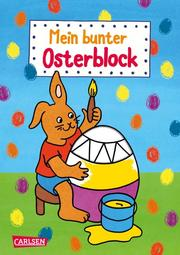 Mein bunter Osterblock