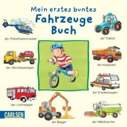 Mein erstes buntes Fahrzeuge-Buch
