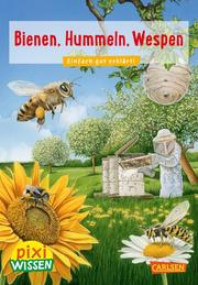 Bienen, Hummeln, Wespen - Cover