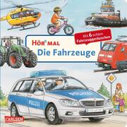 Hör mal: Die Fahrzeuge - Cover