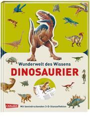 Wunderwelt des Wissens - Dinosaurier - Cover