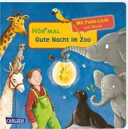 Mach mit - Pust aus: Gute Nacht im Zoo