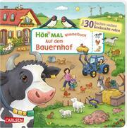 Wimmelbuch: Auf dem Bauernhof