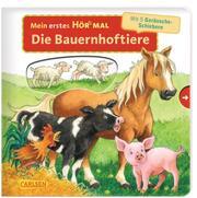 Die Bauernhoftiere