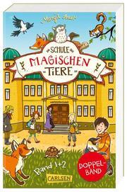 Die Schule der magischen Tiere: Doppelband (Enthält die Bände 1: Die Schule der magischen Tiere, 2: Voller Löcher!)