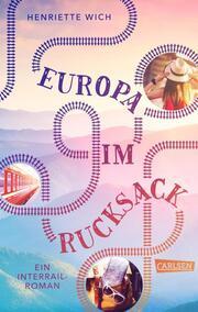 Europa im Rucksack - Ein Interrail-Roman - Cover