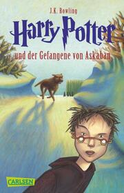 Harry Potter und der Gefangene von Askaban - Cover