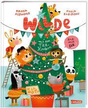 Wilde Weihnachten mit den Tierkindern und mit dir!