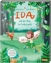 Ida und der Berg im Funkelwald