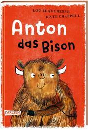 Anton das Bison - Cover