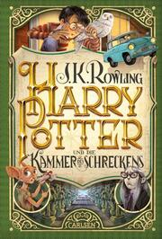 Harry Potter und die Kammer des Schreckens - Cover