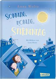 Sonntag, Montag, Sternentag - Cover
