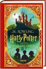 Harry Potter und der Stein der Weisen: MinaLima-Ausgabe