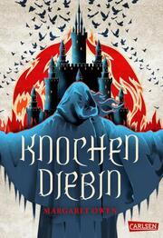 Knochendiebin - Cover