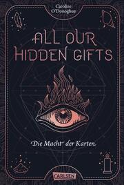 All Our Hidden Gifts - Die Macht der Karten - Cover