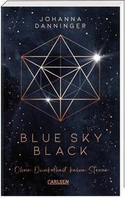 Blue Sky Black. Ohne Dunkelheit keine Sterne - Cover