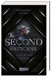The Second Princess - Vulkanherz - Cover