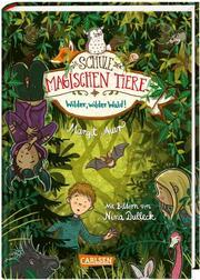 Wilder, wilder Wald! - Cover