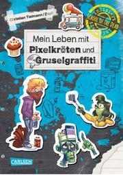 Mein Leben mit Pixelkröten und Gruselgraffiti