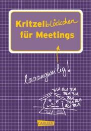 Kritzelblöckchen für Meetings