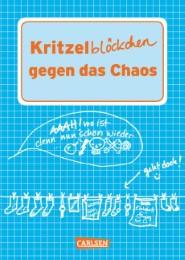Kritzelblöckchen gegen das Chaos