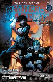 My Hero Academia 30 - Variant Cover