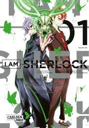 I am Sherlock 1 - Cover