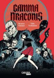 Gamma Draconis - Cover
