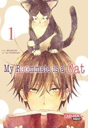My Roommate is a Cat 1 - Cover