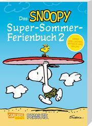 Das Snoopy-Super-Sommer-Ferienbuch Teil 2